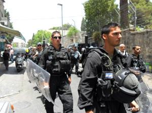 Fuerzas especiales israelíes