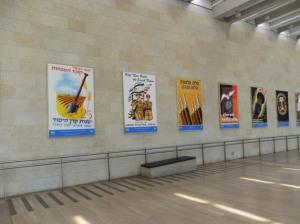 Realismo sionista en el aeropuerto (para judíos) de Tel Aviv